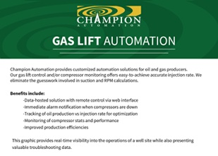 Gas Lift Autoamtion